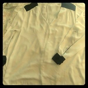 Tops - BOGO FREE SALE. ➕ size sheer white blouse
